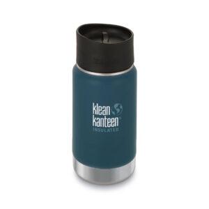 Klean Kanteen - Wide - vakuumisoliert 355ml Blau