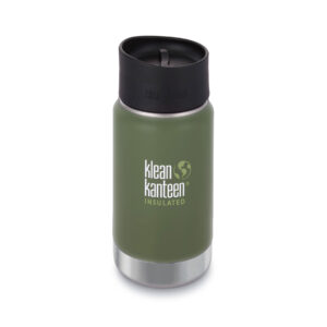 Klean Kanteen - Wide - vakuumisoliert 355ml Grün
