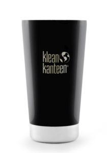 Klean Kanteen - Tumbler - vakuumisoliert 473ml schwarz