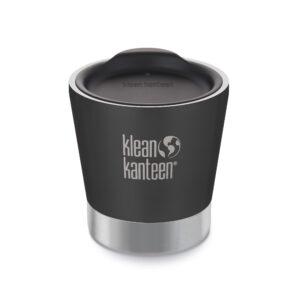 Klean Kanteen - Tumbler - vakuumisoliert 237ml schwarz