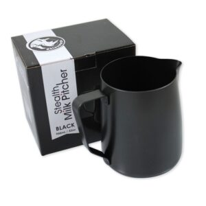 Rhinowares - Milchkanne schwarz 950ml